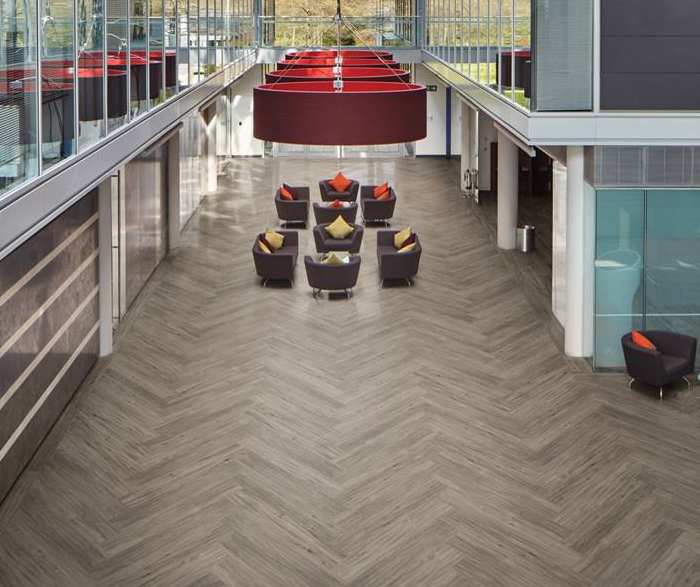 Luxury Vinyl Tile (LVT)
