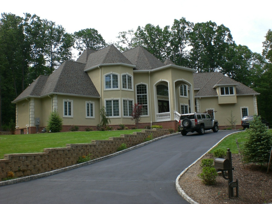Hardcoat Stucco Home NJ